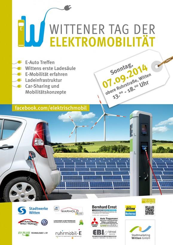 Tag der Elektromobilität Witten 2014