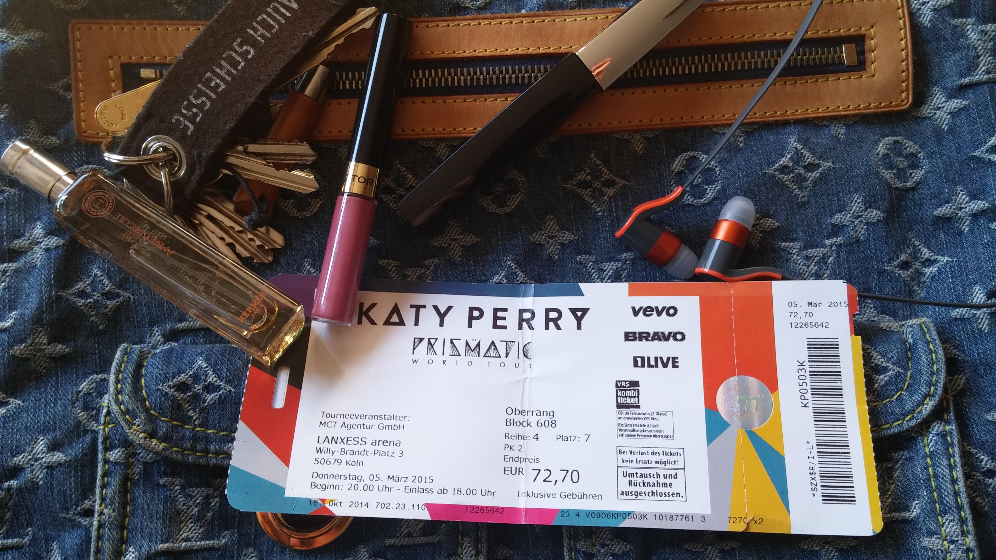 Katy Perry Tickets Köln