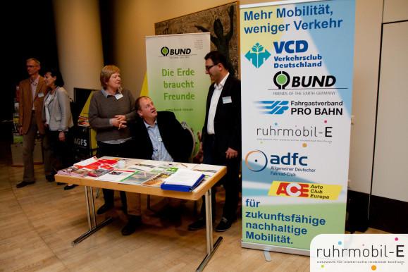 Sechs NGOs für bessere Mobilität. Photo © Ernesto Ruge.