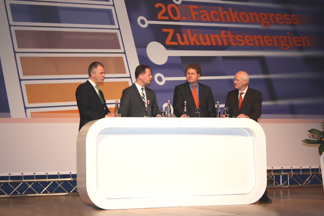 Fachkongress Zukunftsenergien 2016  Foto © Katja Nikolic