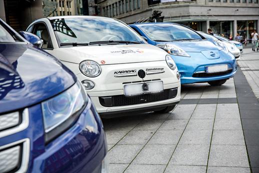 BOCHUM RUHRMOBIL-E Elektromobilitaetstag