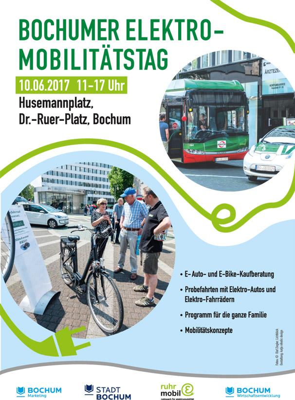 Elektromobilitätstag  Bochum Foto: Olaf Ziegler, Lichtblick Gestaltung:  katja nikolic design