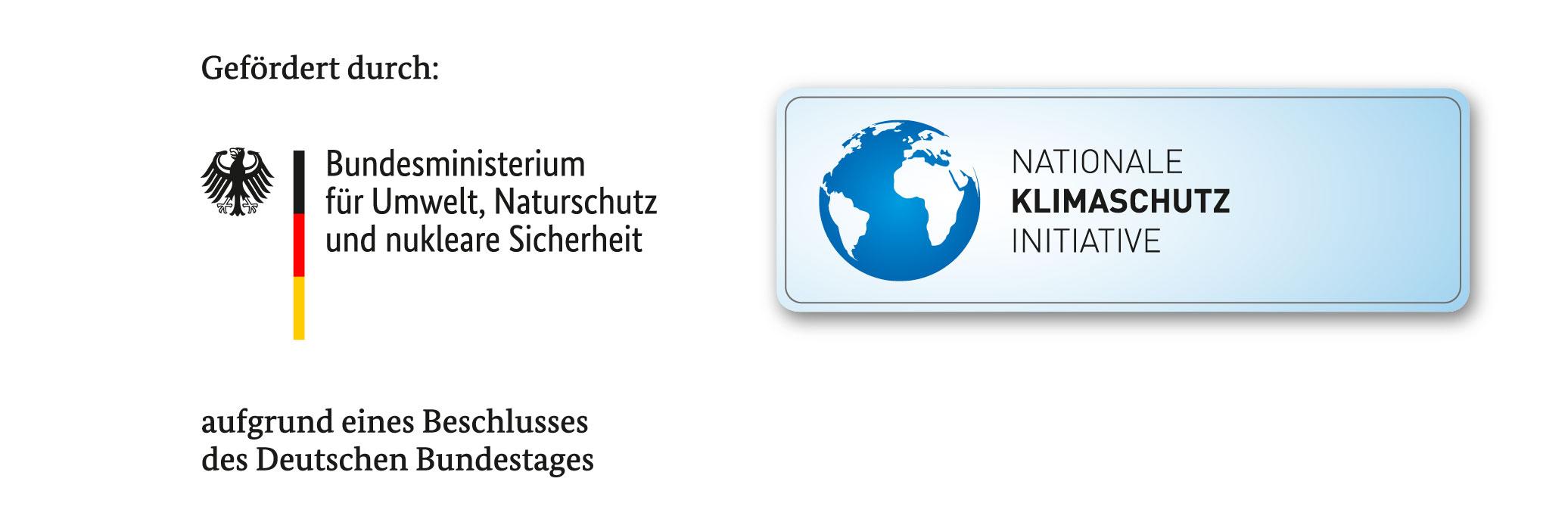 Logo: Förderung durch den Bund
