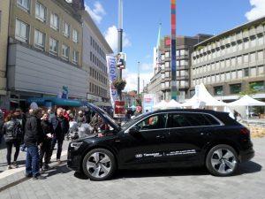 Audi e-tron Foto: Katja Stutzer